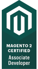 Certifié Magento Associate Developper